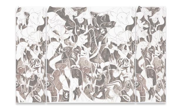 Carta Da Parati Moderna Texture.Carte Da Parati Per Decomimesi Alberto Ceschin Comunicazione