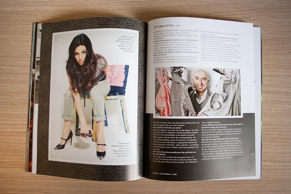 Moda: terza e quarta pagina.